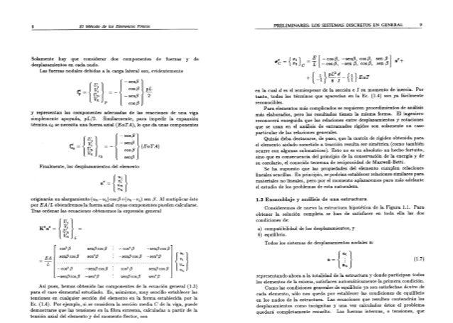el metodo de los elementos finitos zienkiewicz
