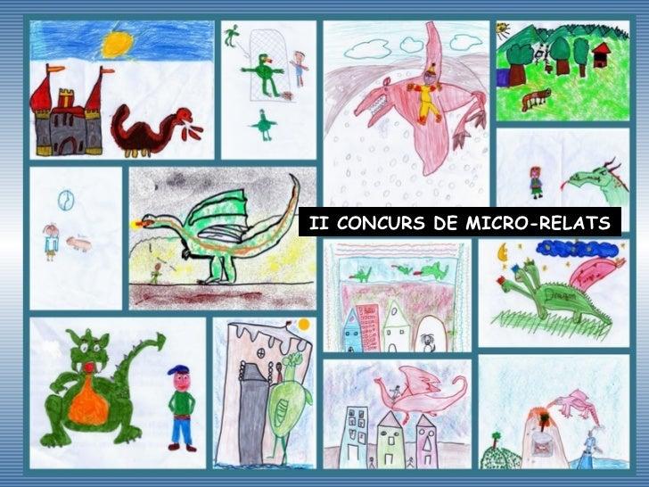 II CONCURS DE MICRO-RELATS