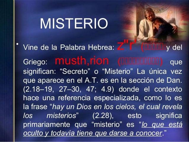 El misterio de iniquidad - Frases en griego clasico ...