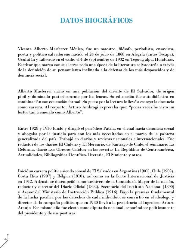 ElMínimumVital 5 Pese a su oposición a la llegada a la presidencia del general Maximiliano Hernández Martínez, la toma del...