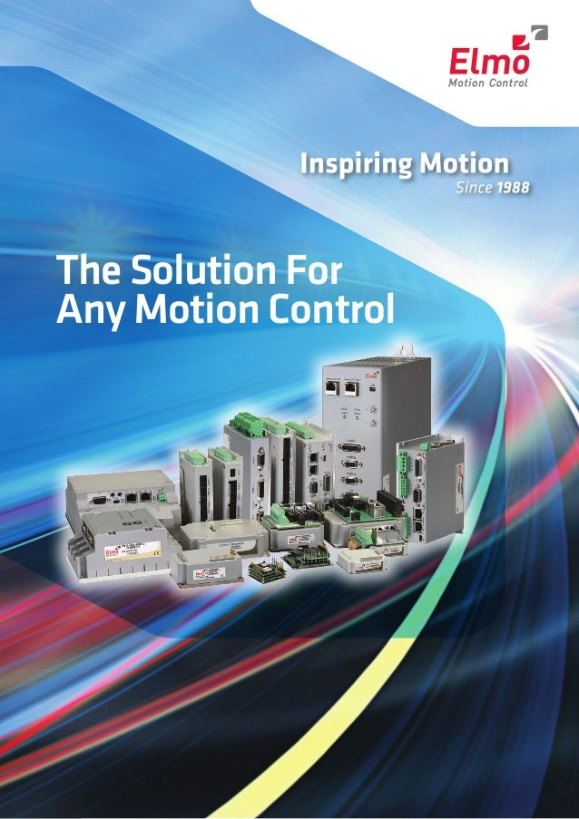 The Solution For Any Motion Control
