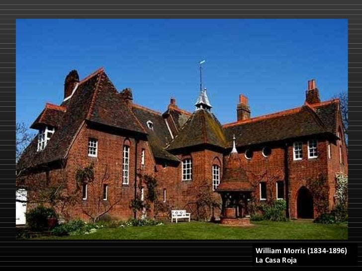 Modernismo 8492585 on By Philip Webb Red House