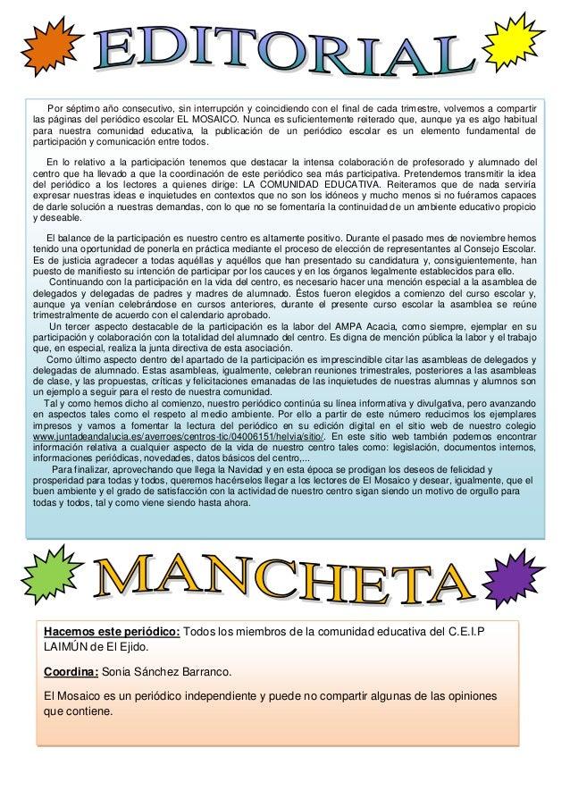 ASAMBLEA DE DELEGADAS Y DELEGADOS DE CLASE.                                                      Antonio Francisco Martín ...