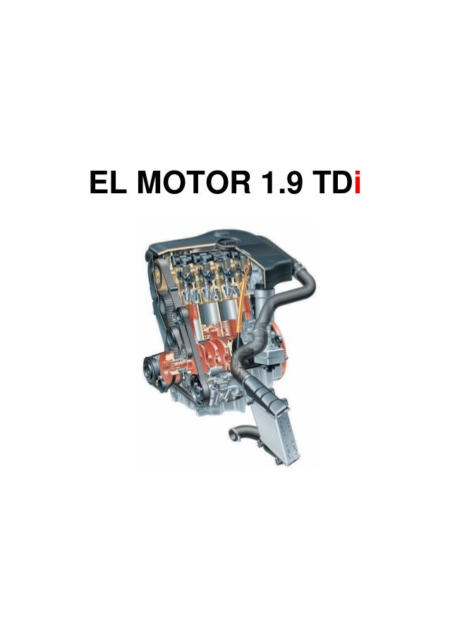 El motor 19 tdi grupo vag seat audi volkswagen skoda el motor 19 tdi sciox Gallery