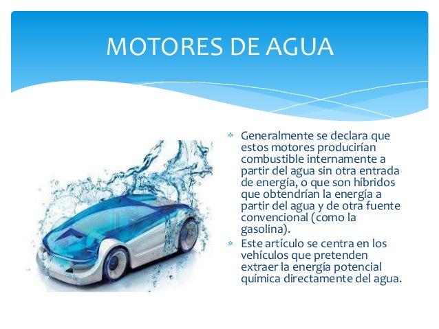 El motor de antonio horacio stiusso - Motor de fuente de agua ...