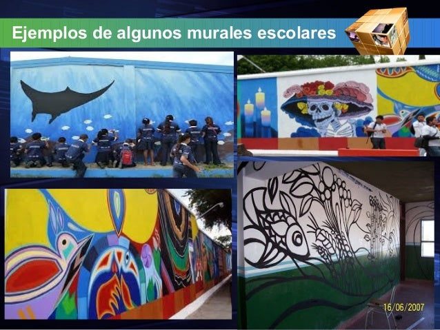 el mural arte colectivo