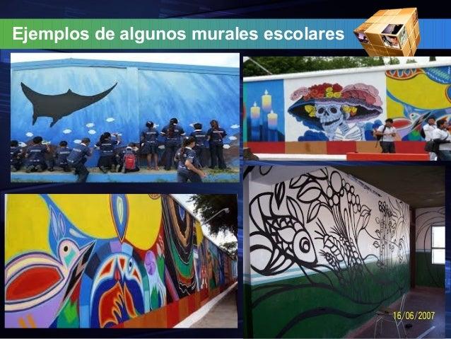 El mural arte colectivo for Arte colectivo mural