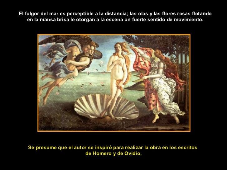 El fulgor del mar es perceptible a la distancia; las olas y las flores rosas flotando en la mansa brisa le otorgan a la es...