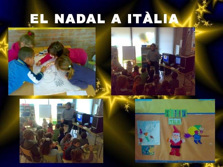 El nadal a itàlia
