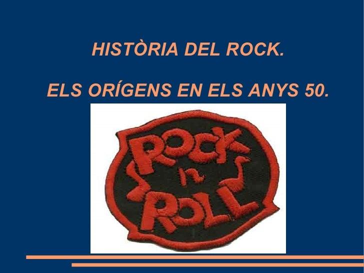 Hist ria del rock or genes for Espectaculo historia del rock