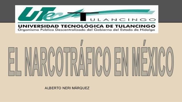 ALBERTO NERI MÁRQUEZ