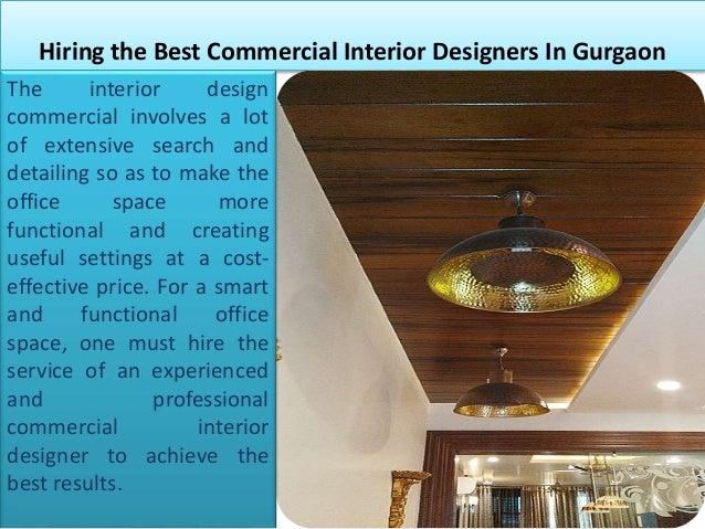 hire professional interior designers in gurgaon