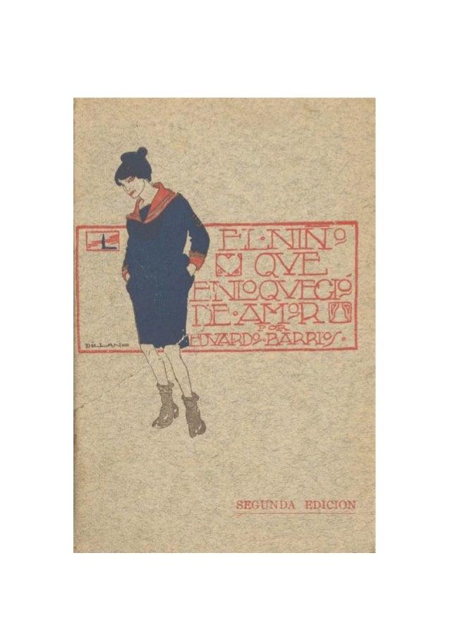 2 OBRAS DEL AUTOR Del Natural.— Cuentos y novelas cortas, 1907. Mercaderes en el Templo.— Drama en cuatro actos, 1910. Por...