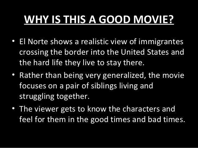 el norte movie summary