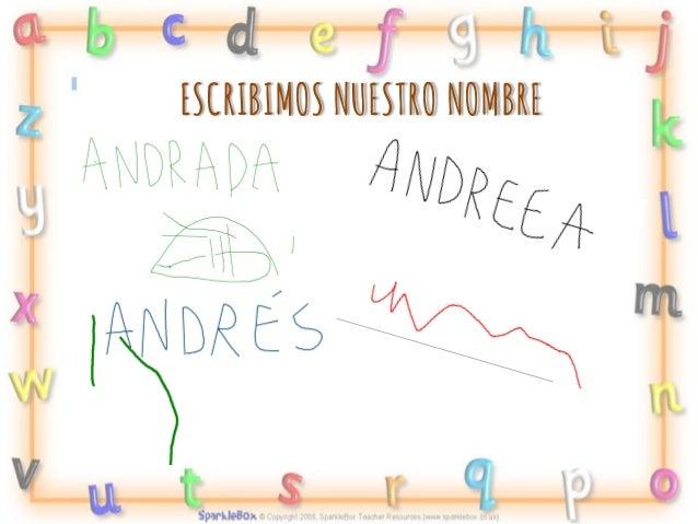 El nostre nom Slide 2