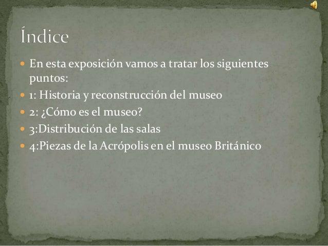 El nuevo museo de la Acrópolis Slide 2