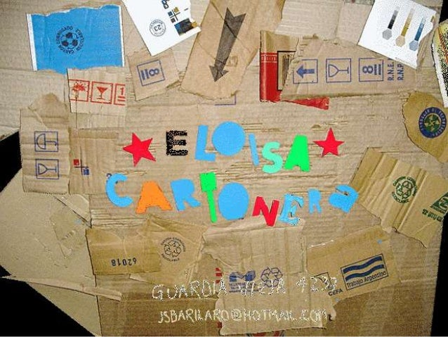 Es una cooperativa del barrio de la Boca, en Buenos Aires, Argentina.