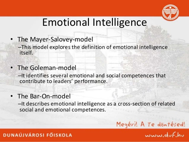 study of emotional intelligence patterns with public