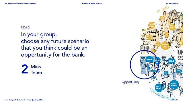 Eloise Smith-Foster & Rosie Trudgen - The Untapped Potential of Future Foresight