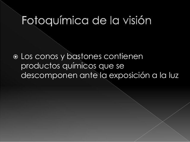  Se presenta principalmente en personas con deficiencia de vitamina A, dado que con esta condición la cantidad de retinal...