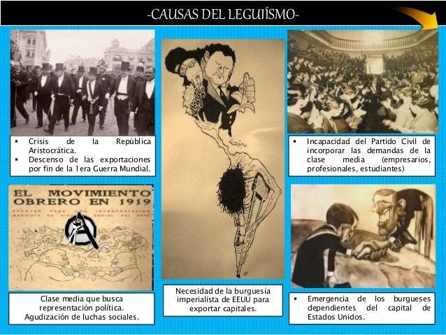 EL ONCENIO DE LEGUÍA Slide 3