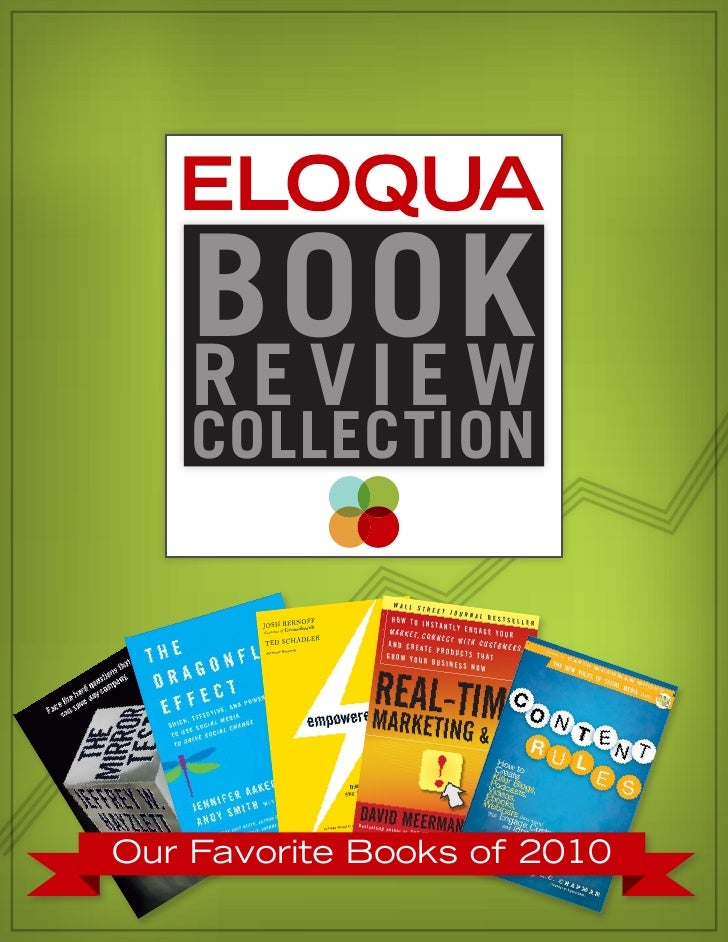 BOOK    REVIEW    COLLECTIONOur Favorite Books of 2010
