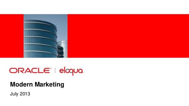 Modern Marketing July 2013