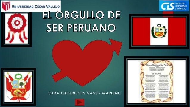 CABALLERO BEDON NANCY MARLENE