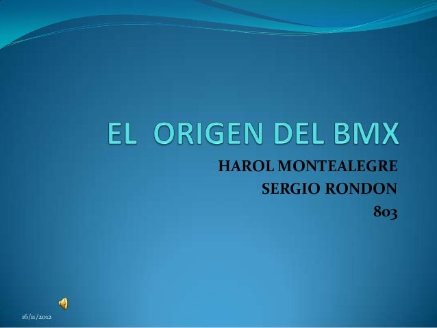 HAROL MONTEALEGRE                 SERGIO RONDON                            80316/11/2012