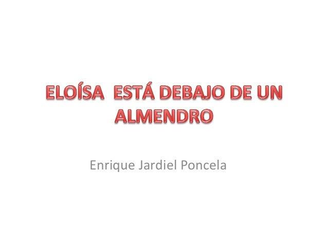 Enrique(Jardiel(Poncela(