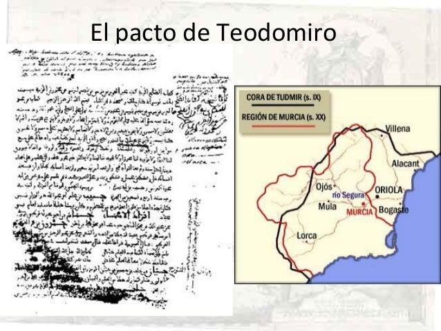 El pacto de Teodomiro