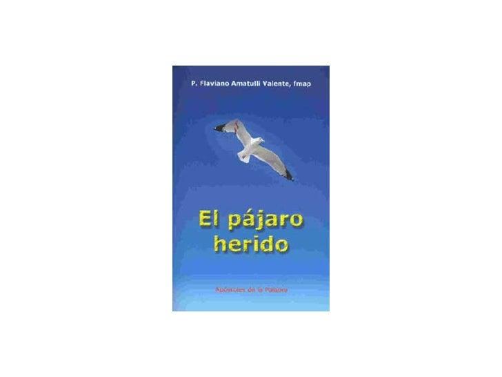 EL PAJARITO HERIDO