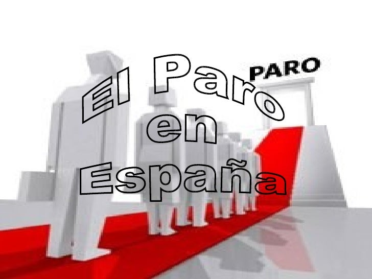 El Paro en España