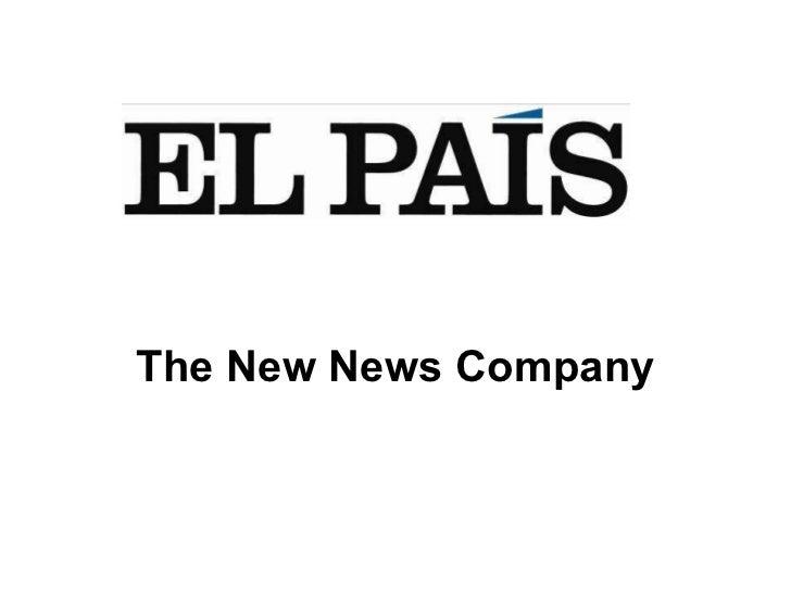 The New News Company