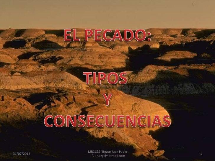 "MRCCES ""Beato Juan Pablo31/07/2012                               1              II"", jlruizg@hotmail.com"