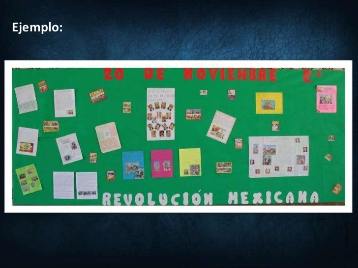 El peri dico mural for Como organizar un periodico mural
