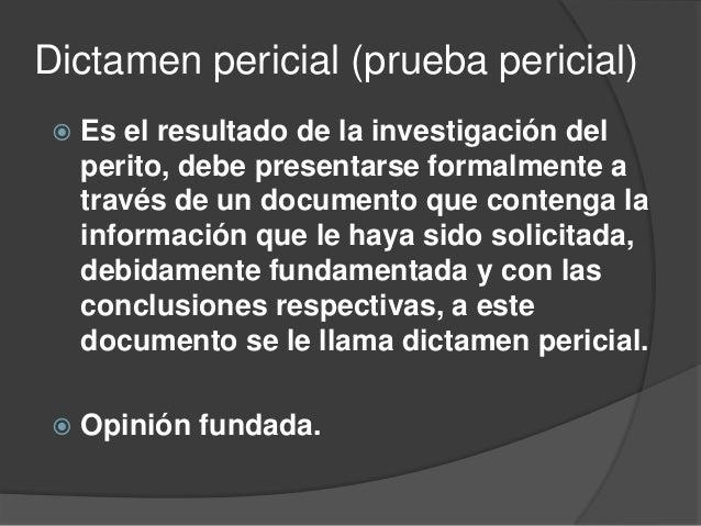   Es la pieza fundamental en Criminalística.    Este informe sigue una metodología científica.    El objetivo debe sumi...