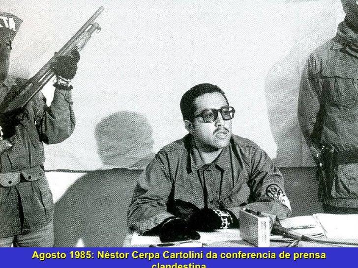 Resultado de imagen para Néstor Cerpa