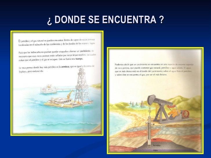 El petroleo origen y desarrollo en venezuela for Donde se encuentra el marmol