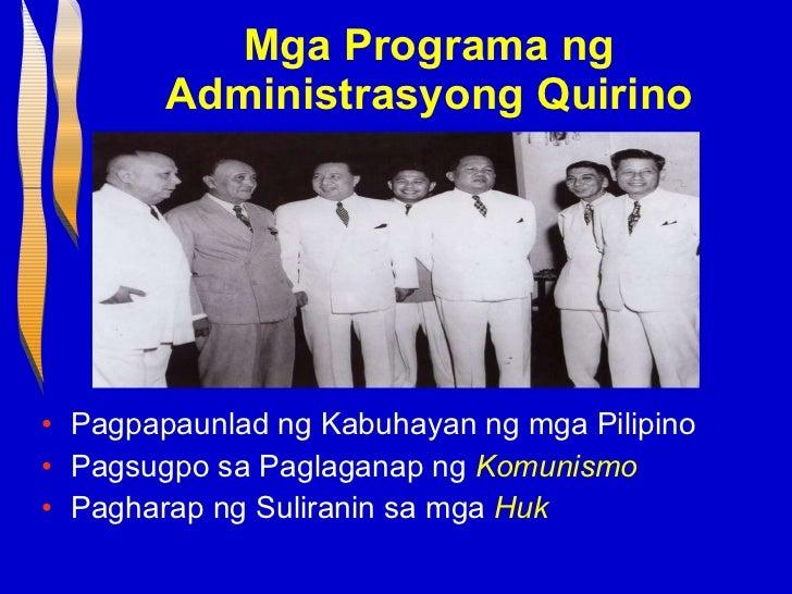 talambuhay ni ramon magsaysay