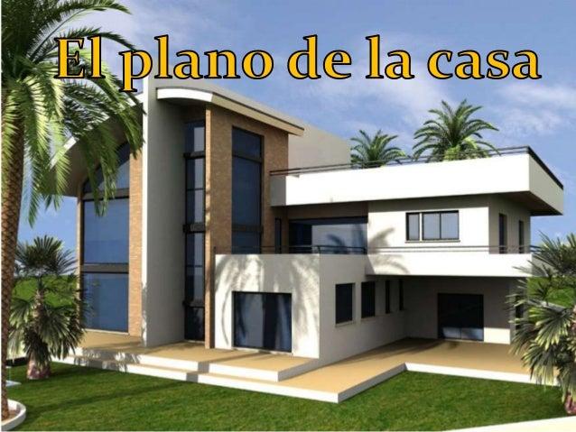 El plano de la casa - Plano de la casa ...