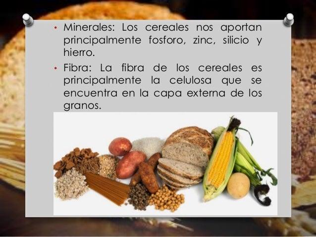 El plato del buen comer - Alimentos que contienen silicio ...