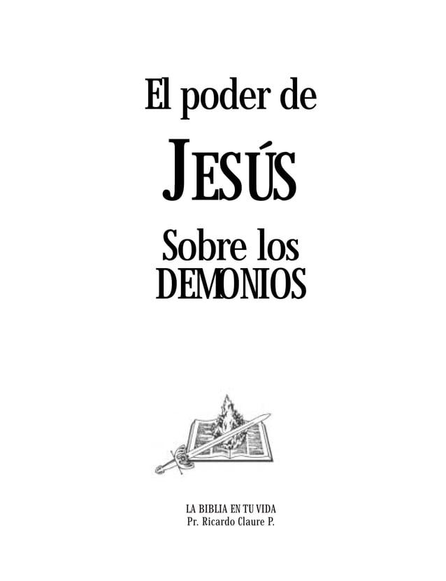 Prólogo  H  an pasado varios años desde mi terrible experiencia. Doy gracias a Dios en Cristo Jesús, a quien sirvo y amo m...
