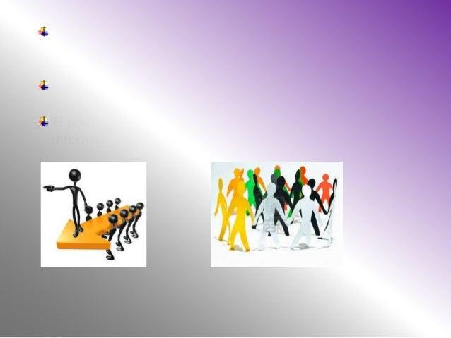 LÍDER  Una persona es  un líder cuando  sugiere o  propone cierta  acción y otros  están de  acuerdo con  ella y desean  l...