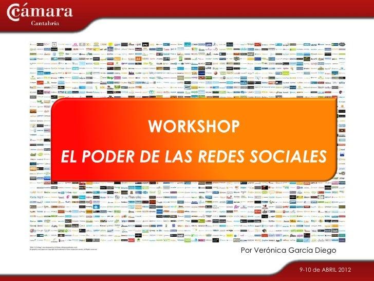 Por Verónica García Diego               9-10 de ABRIL 2012