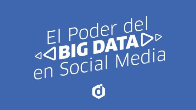 El poder del Big Data en Social Media