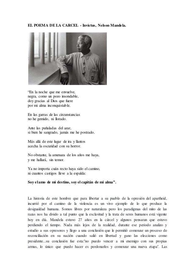 El Poema De La Carcel