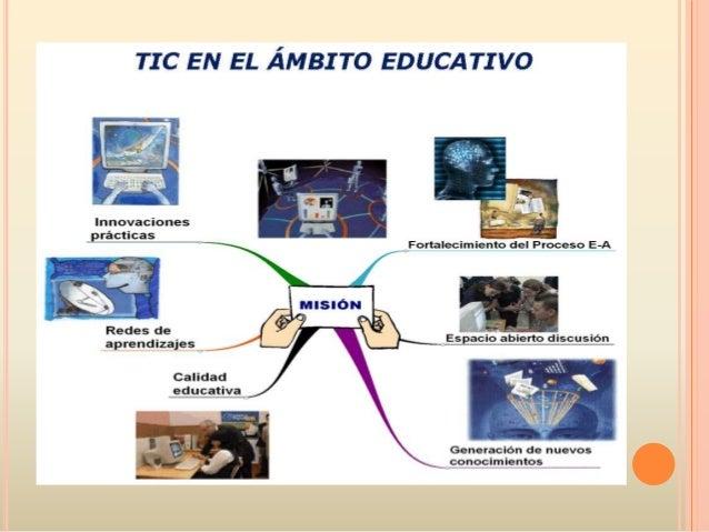 LAS TICS COMO INSTRUMENTO PARA LA EDUCACIÓN Se dispone de instrumentos para llegar a los objetivos los cuales:  Dan un va...