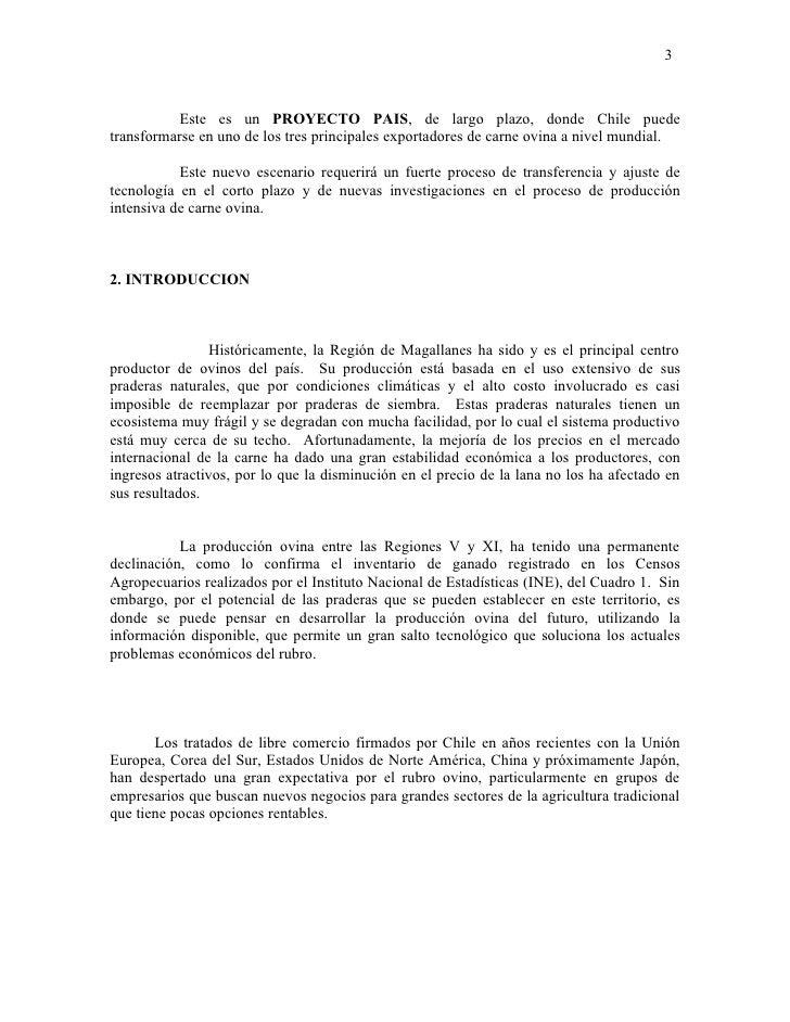 El Potencial De La Produccion Intensiva De Carne Ovina En Chile Slide 3