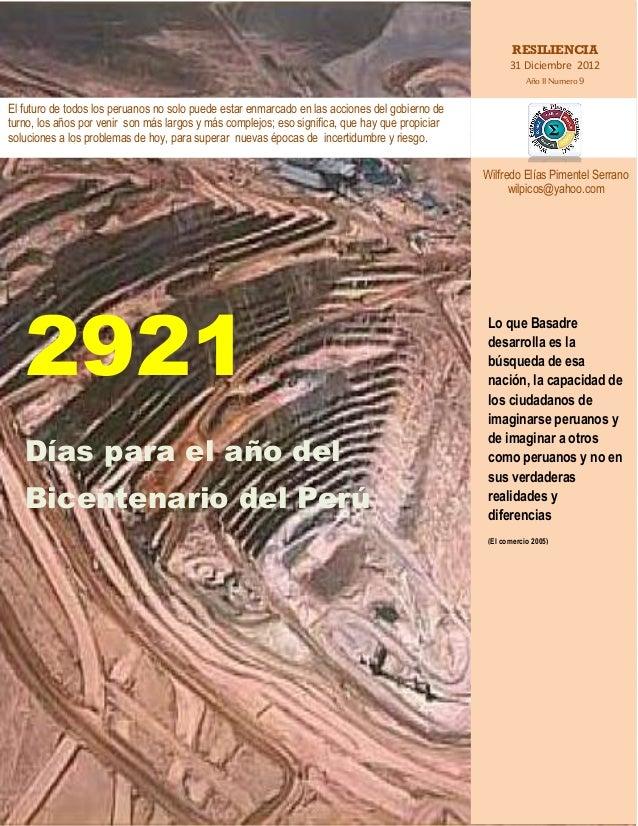 El problema de la competitividad del Perú